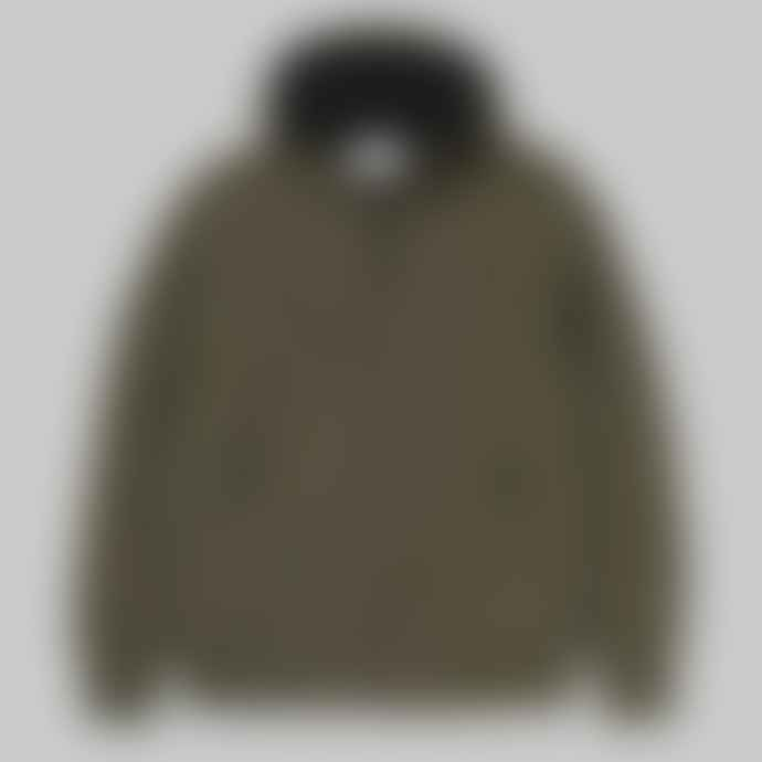 Carhartt Hooded Sail Jacket - Cypress / Black