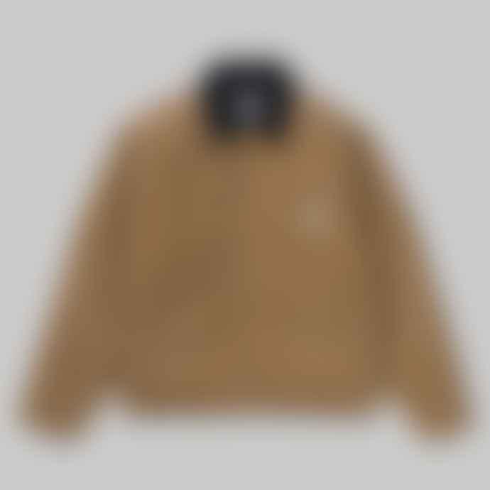 Carhartt OG Detroit Jacket - Hamilton Brown