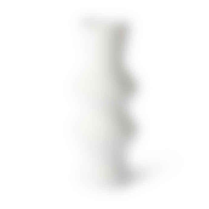 HK Living L Speckled Clay Angular Vase