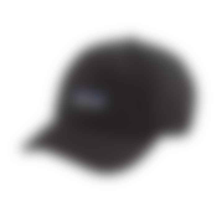 Patagonia Black P 6 Label Trade Cap