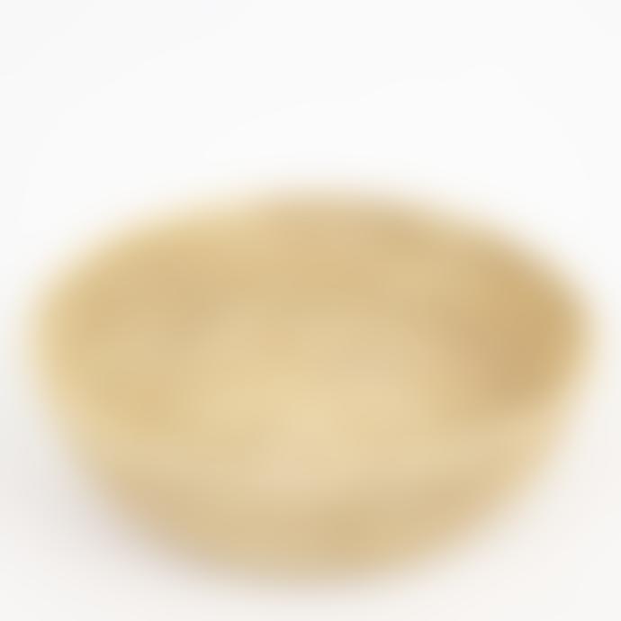 Afroart Natural Palm Bread Basket