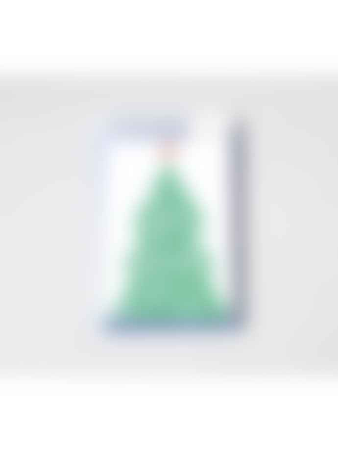 Ola Greeting Card Christmas Tree Pack of 6