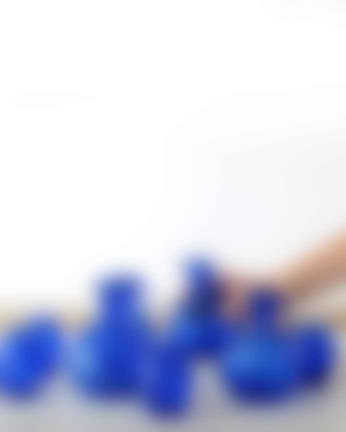 La Soufflerie Cobalt Blue Levigoureux Vase