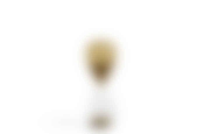 HAY Medium Gold Hourglass 15min HAY