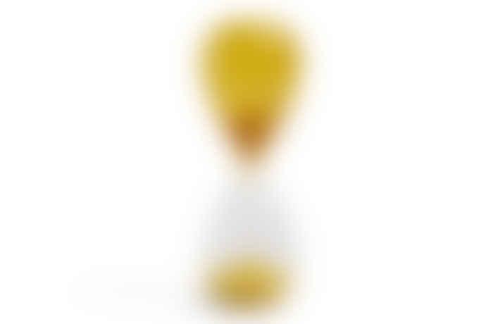 HAY Larg Yellow Hourglass 30min HAY