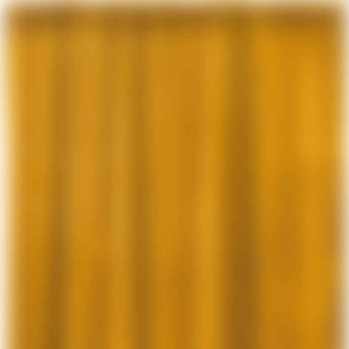Liv Interior Curcuma Velvet Curtain W 140 x H 325 cm
