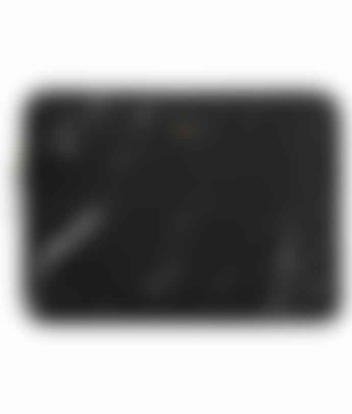 Wouf Black Marble 15inch Laptop Sleeve
