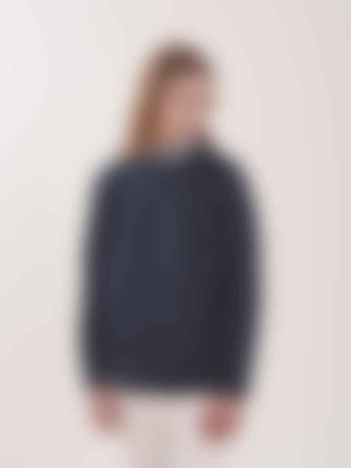 YMC Schrank Sweatshirt In Navy