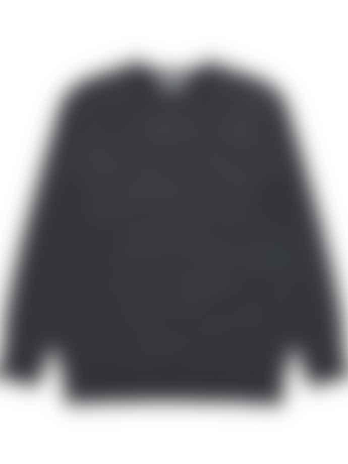 YMC Schrank Sweatshirt In Charcoal