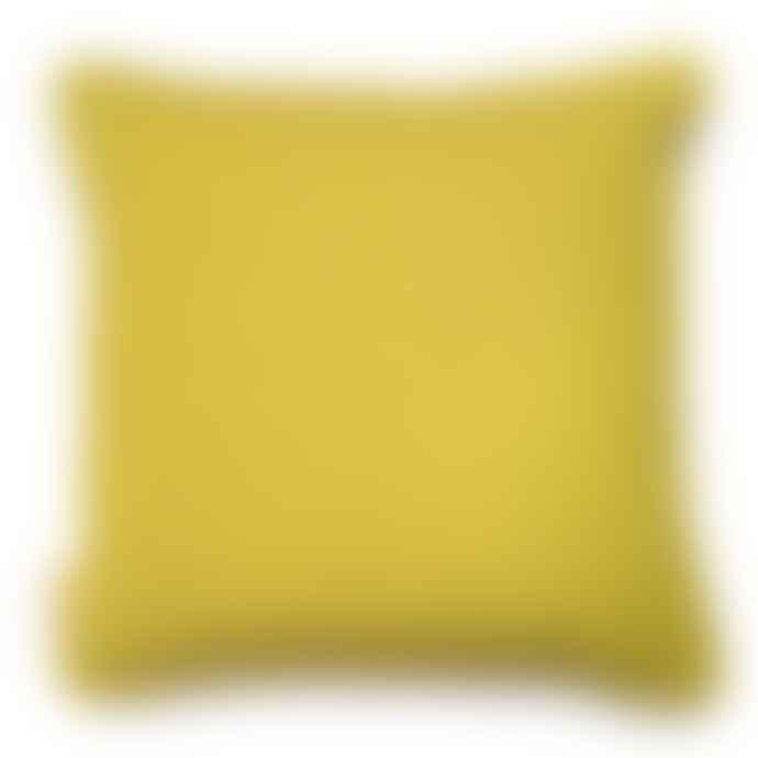 Susi Bellamy Marbled Velvet Square Coral Cushion