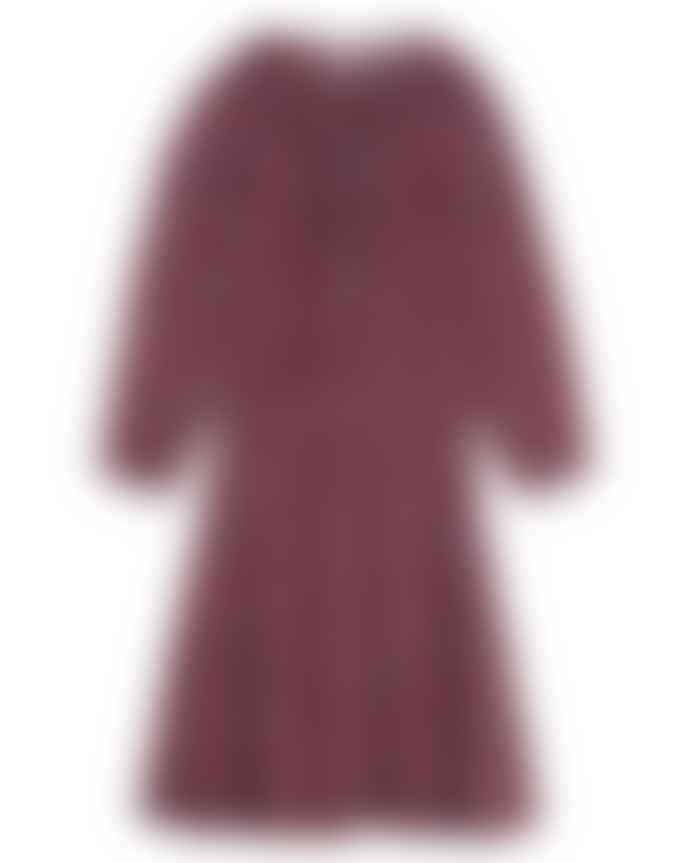 Sessun Massala Merryl Viscose Moon M Womens Dress