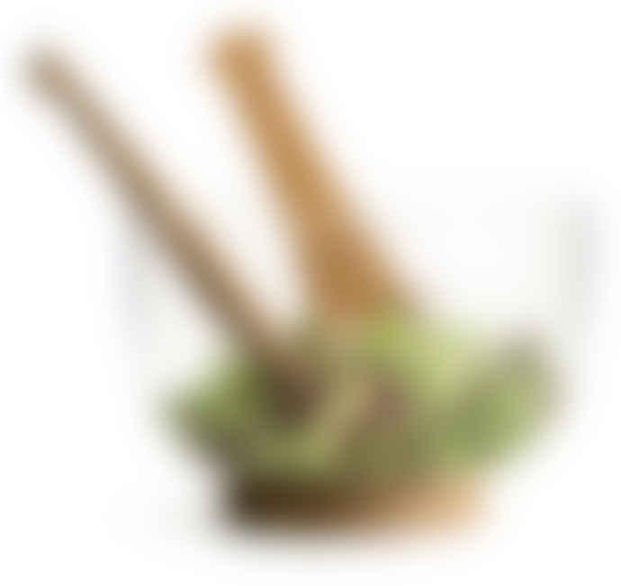 Sagaform Oak Salad Servers