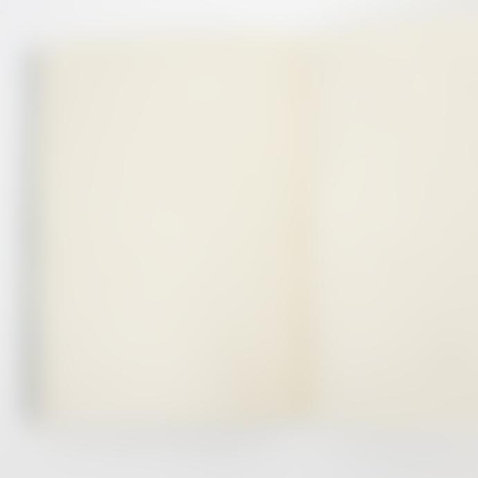 Afroart Blue/white Blot Notebook A5