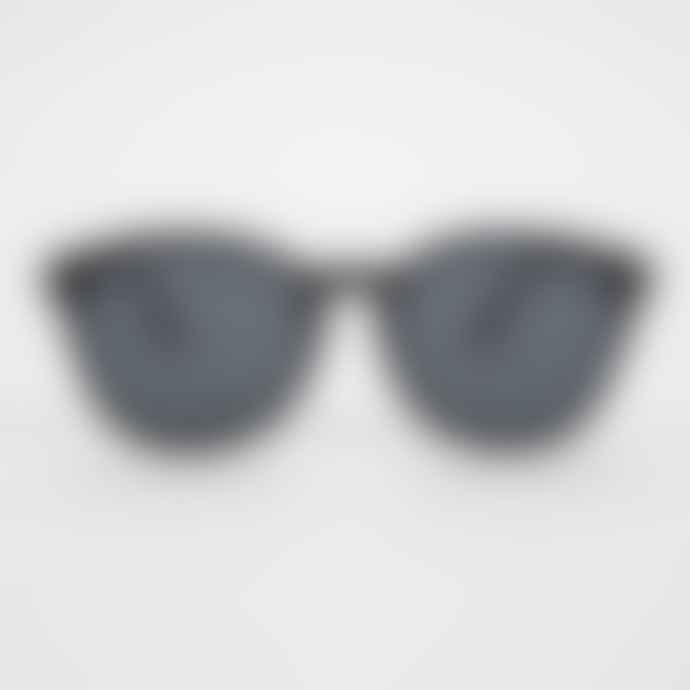 Le Specs Renegade Matte Black Sunglasses