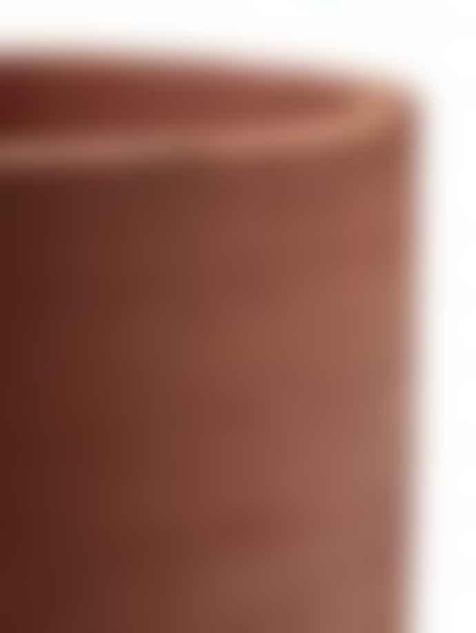 Serax Red Cylinder Pot