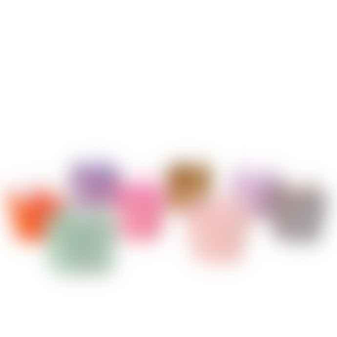 Meri Meri Pack of 8 Glitter Party Crowns