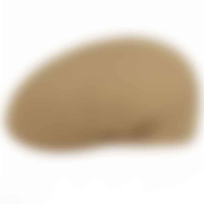 Kangol Hats Camel Kangol Wool 504 Cap