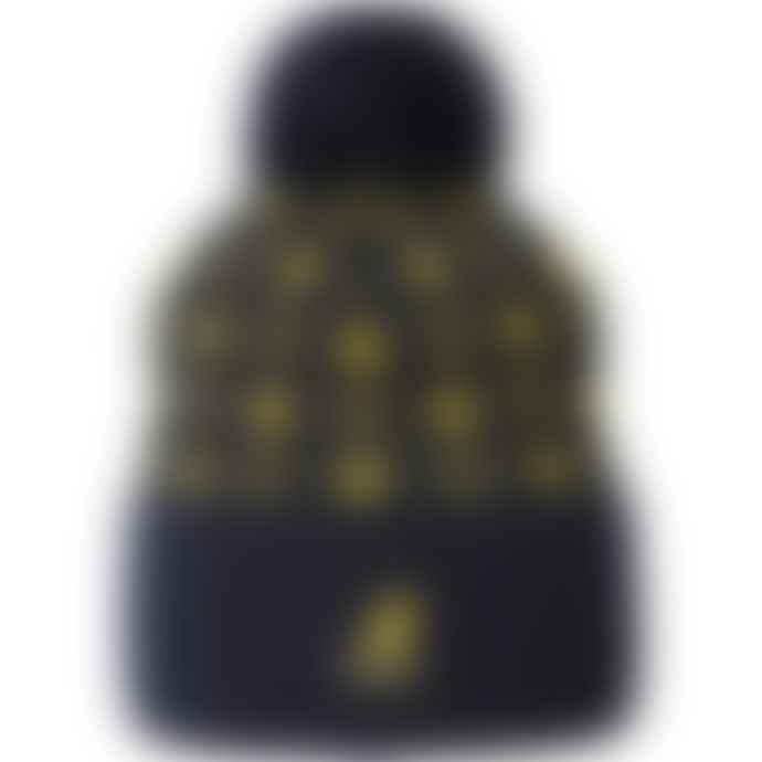 Kangol Hats Kangol Medieval Nostalgia Beanie Dark Blue