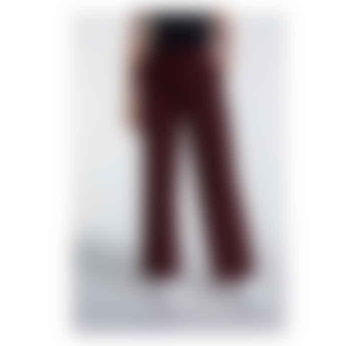 Set Fashion Wide Leg Suit trouser-Amerone