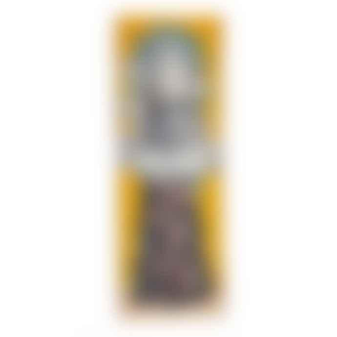 Inouitoosh  Le Monde yellow blue scarf