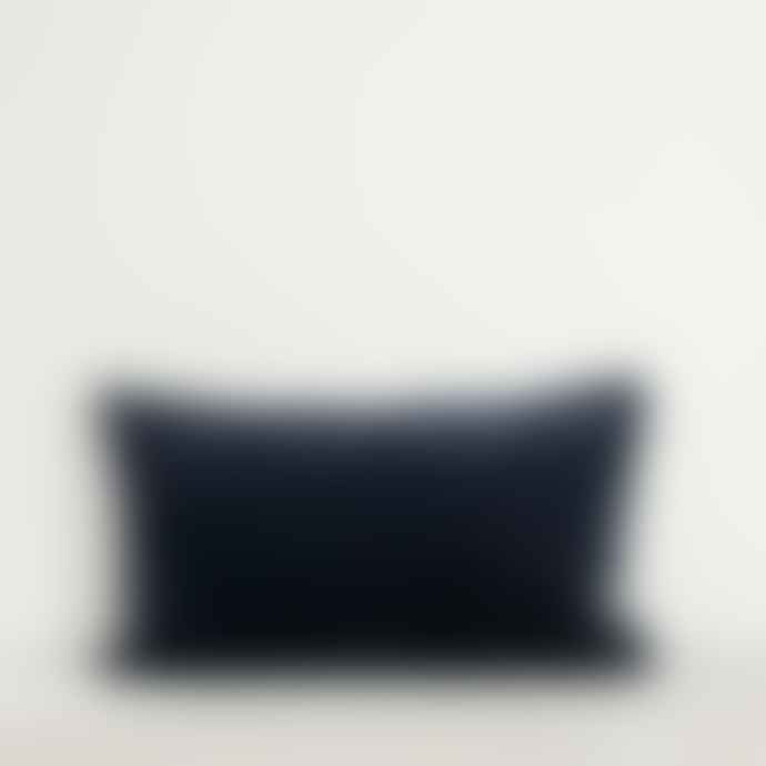 Also Home Misi Luxury Velvet and Cotton Rectangular Cushion in 13 Colours