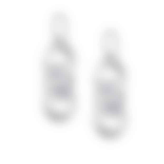 Christin Ranger Sterling Silver Three Hoop Earrings