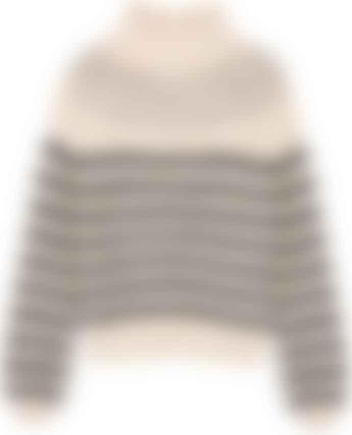 Leon & Harper Mantequillou Stripe Knit