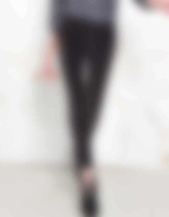 Reiko Sandy Velvet Chinos-Carbon