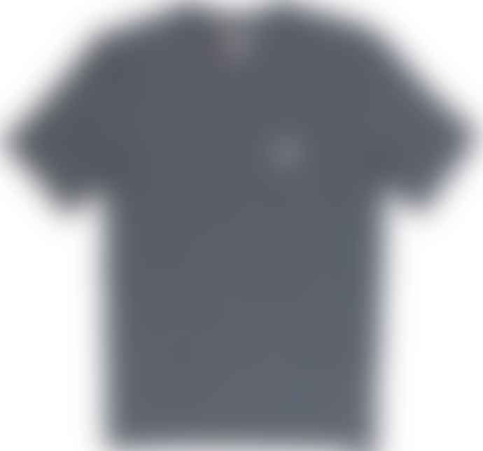 Element National Geographic Current Tee Shirt Charcoal Heather