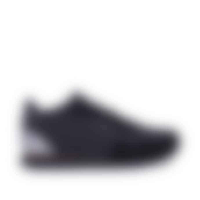 Woden Nora Ii Black Sneaker