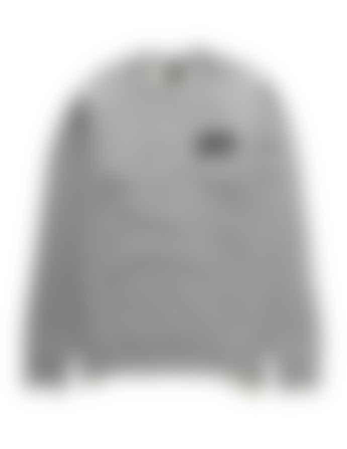 Deus Ex Machina Sweatshirt Benzin Crew Gray