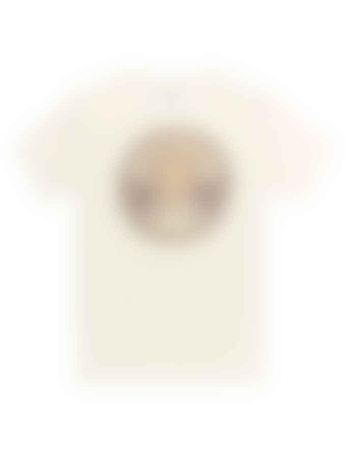 Deus Ex Machina Apache Tee Vintage White T-Shirt