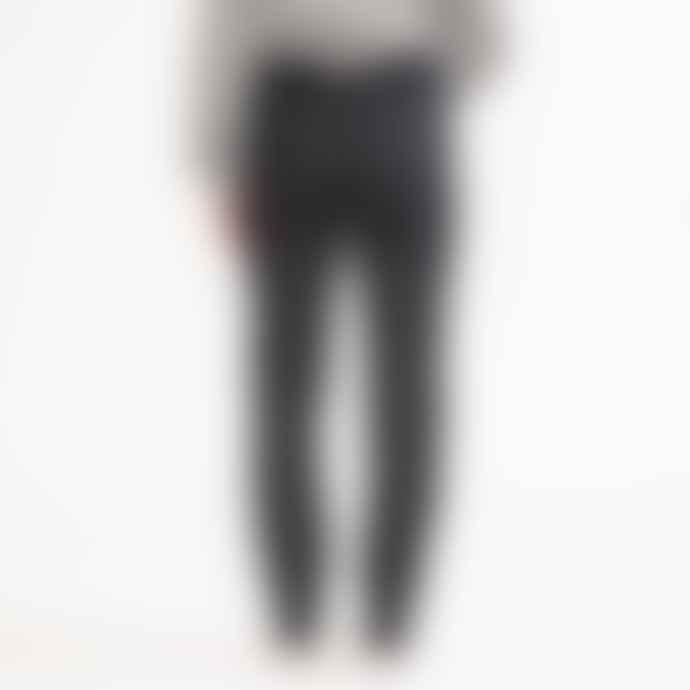 Leon & Harper Phileas Grey Stripe Trousers
