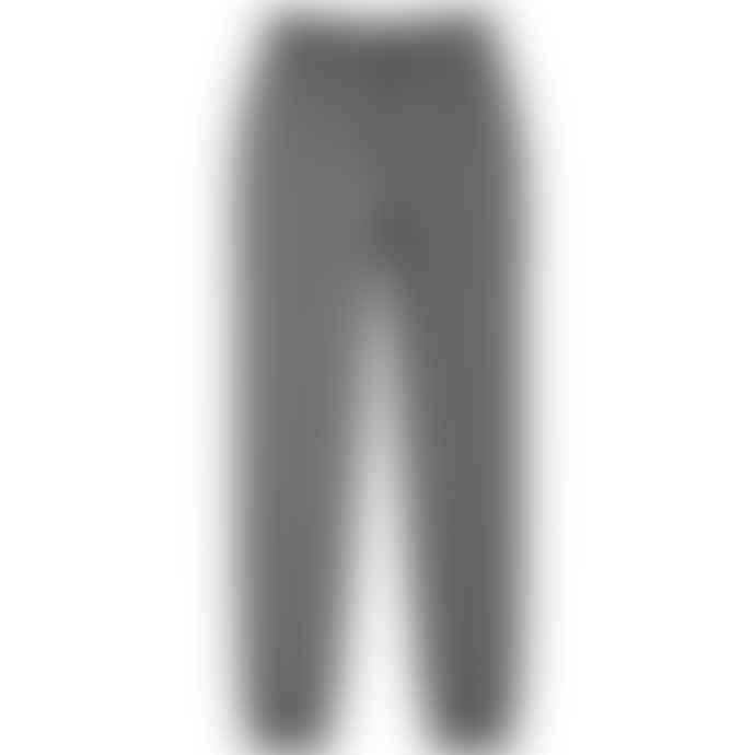 Champion Reverse Weave Cuffed Dark Grey Track Pants