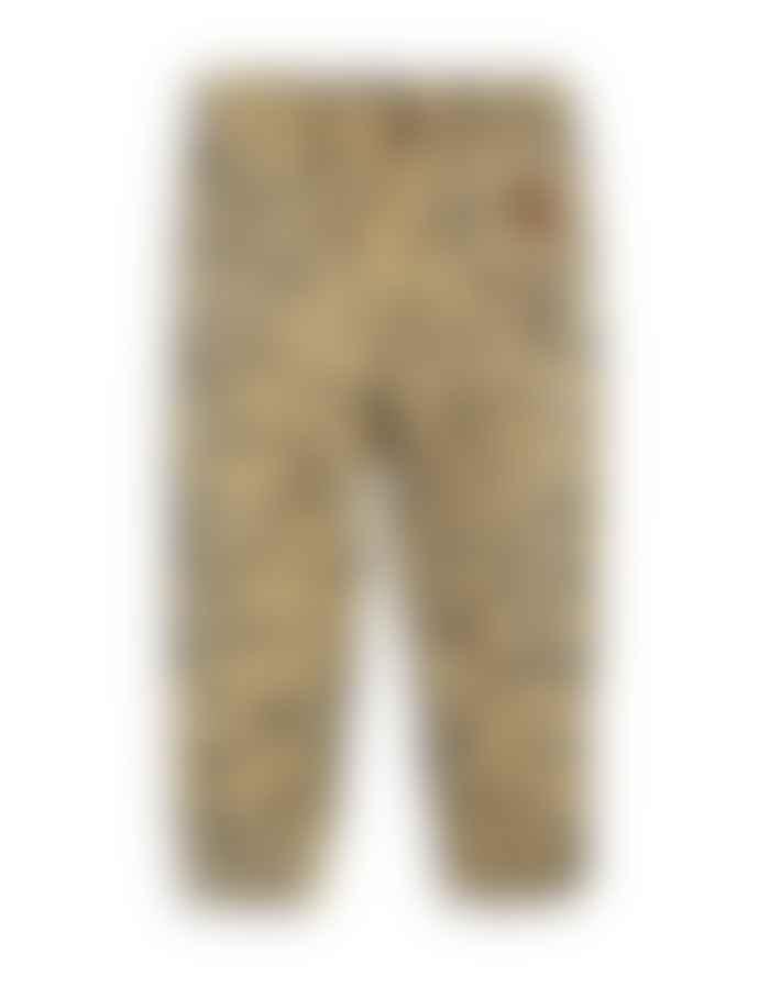 Mini Rodini Fleece Spot Trousers