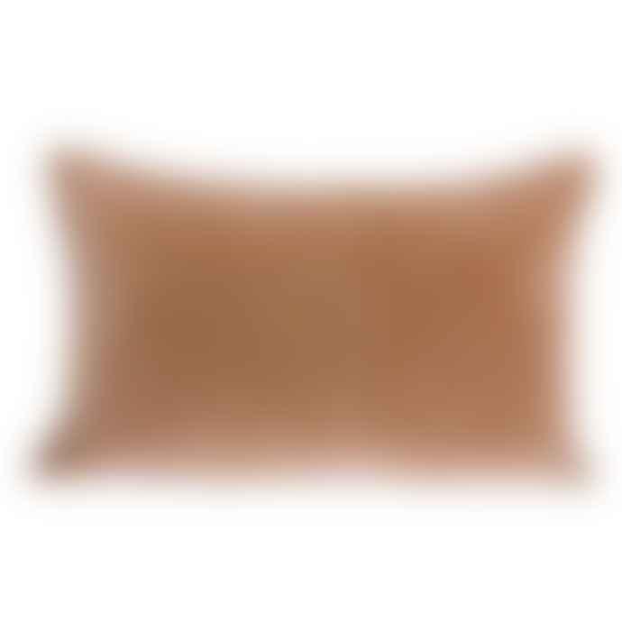 HKliving Skin Velvet Cushion
