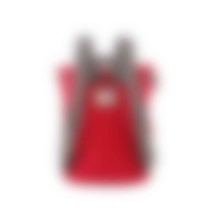 ROKA Roka Finchley Medium Sustainable Back Pack in Red