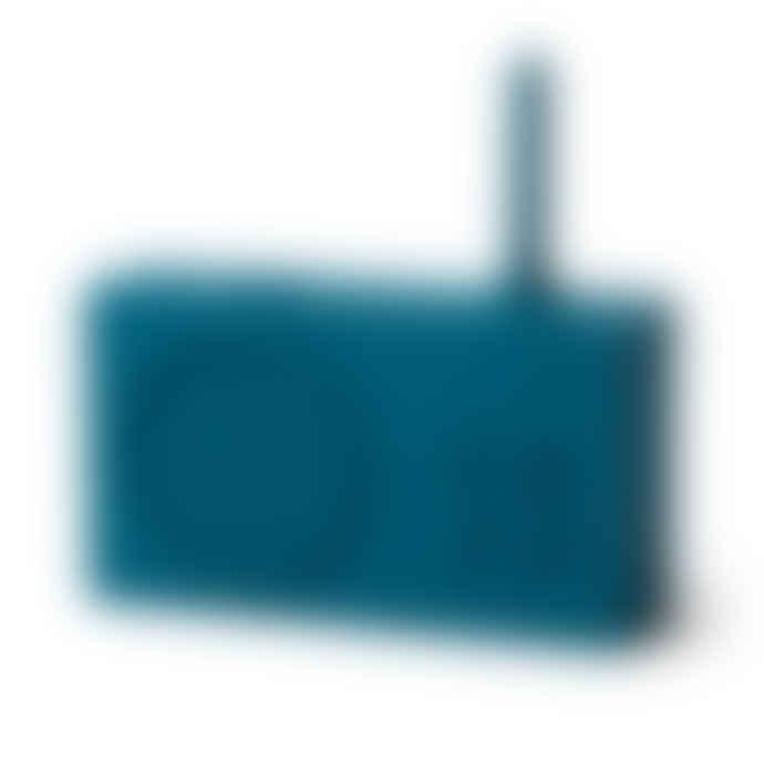 Lexon Tykho 3 Radio and Speaker Bluetooth -  blue duck