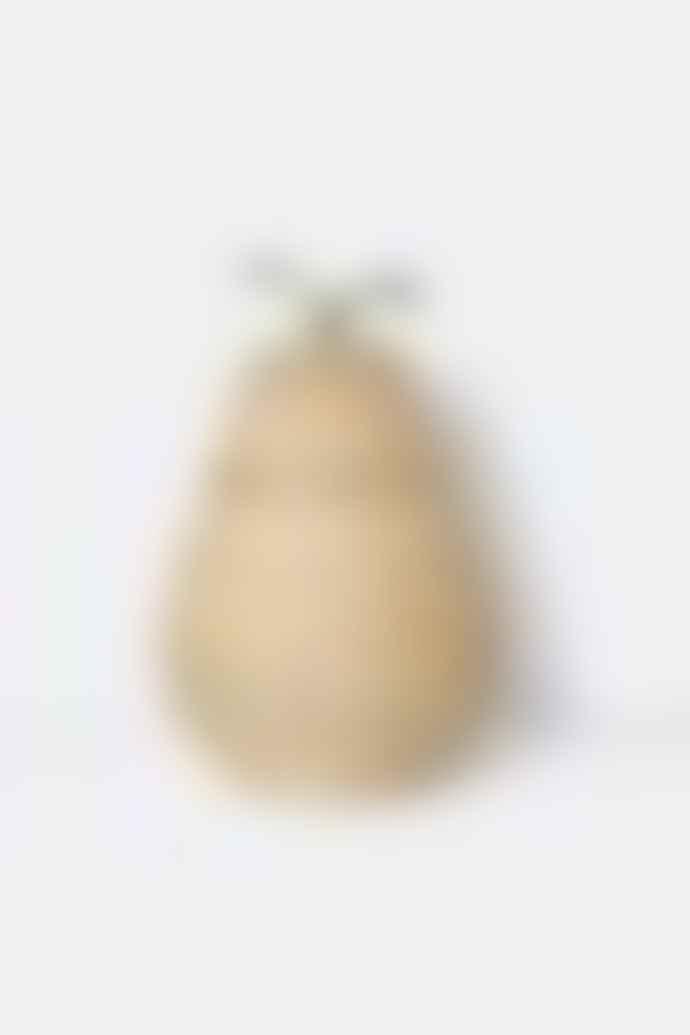 Ferm Living Large Pear Braided Storage Basket Kids