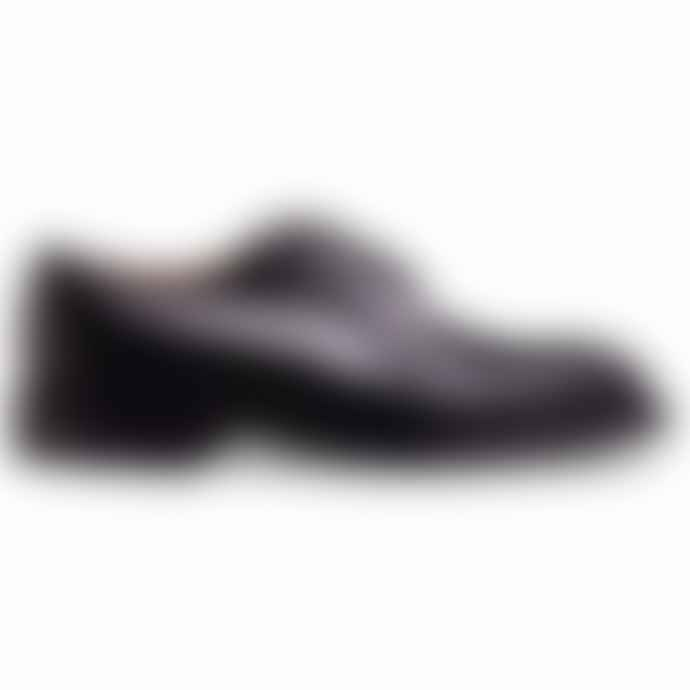 Joseph Cheaney & Sons Deal Ii R Derby Shoe Black Calf Leather