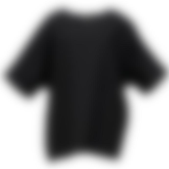 Shio Poketto Tunic - Black