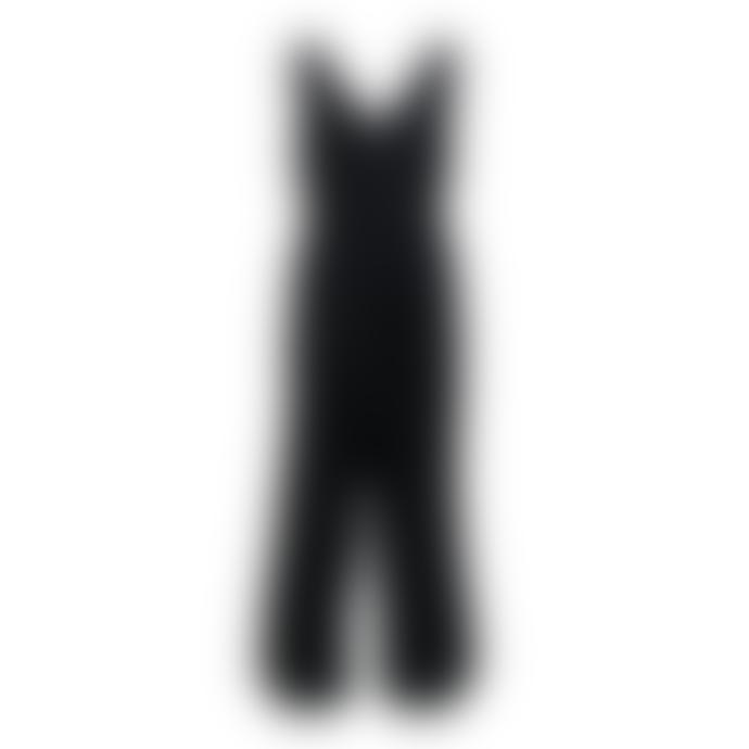 Shio Wide Leg Jumpsuit - Black