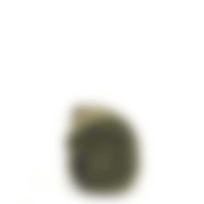 AB Småland 180 x 260cm Olive Organic Cotton Muslin Throw