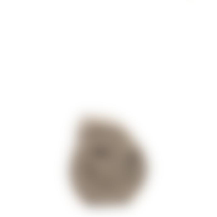 AB Småland 180 x 260cm Sand Organic Cotton Reflect Muslin Plaid