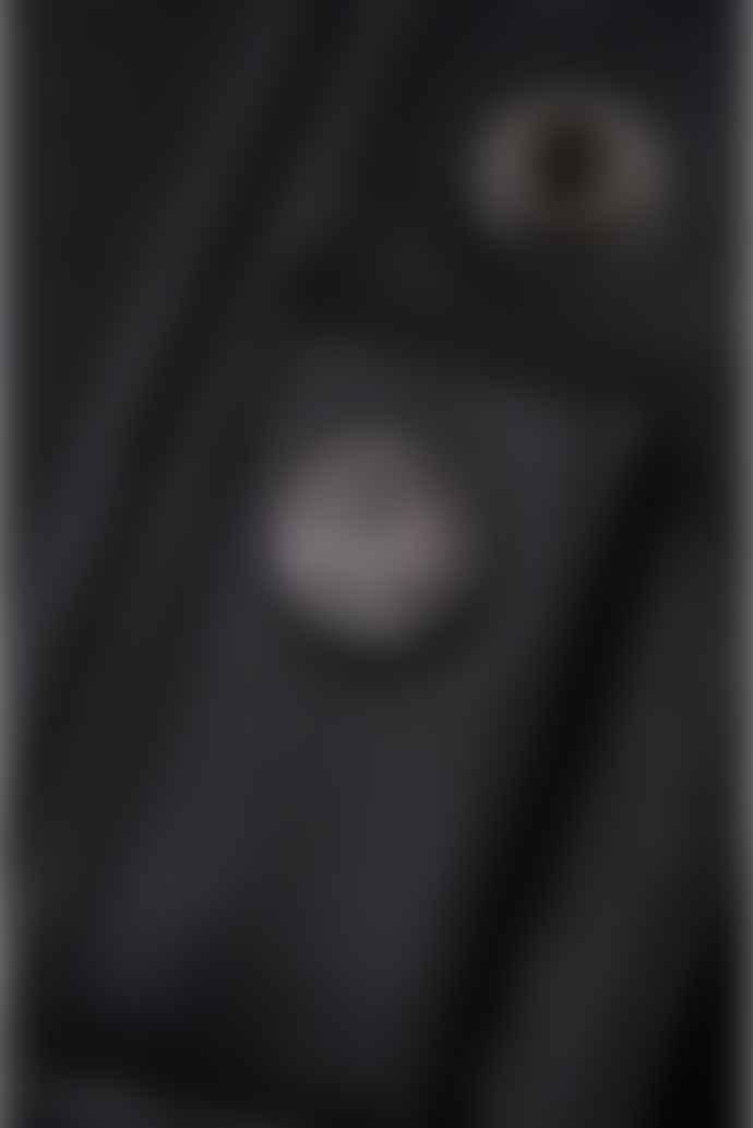 Lee 101 Black Leather Jacket