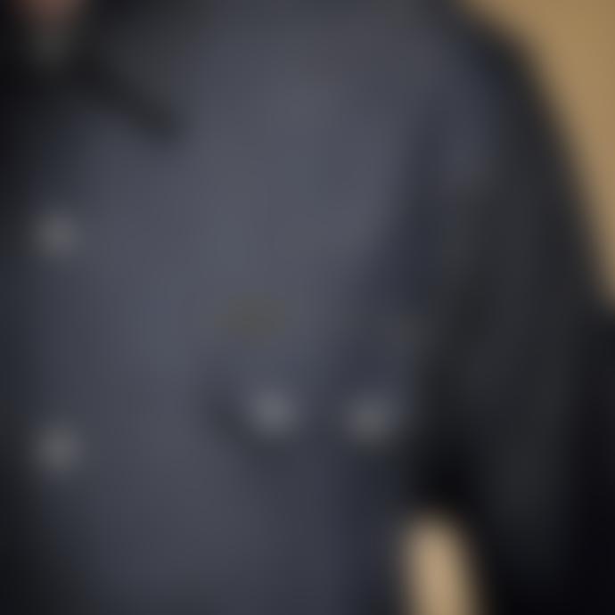Lee 101 Cotton Denim Dry Western Shirt