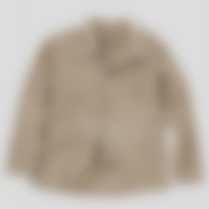 Arnold & Co Nigel Cabourn Shirt Jacket British Tan