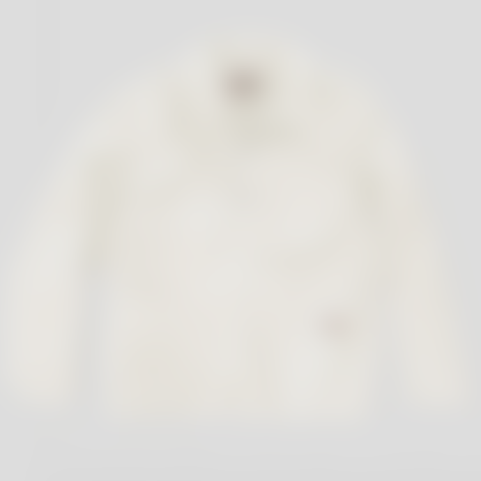 Arnold & Co Nigel Cabourn Poh Deck Shirt Worn White