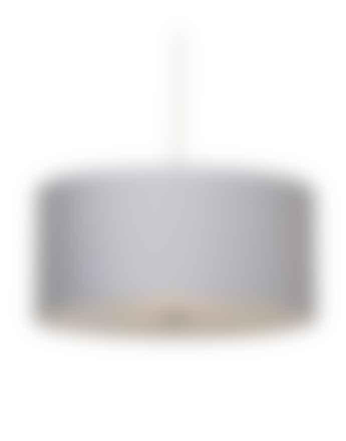 Light and Interiors Madeline Grey Pendant Shade