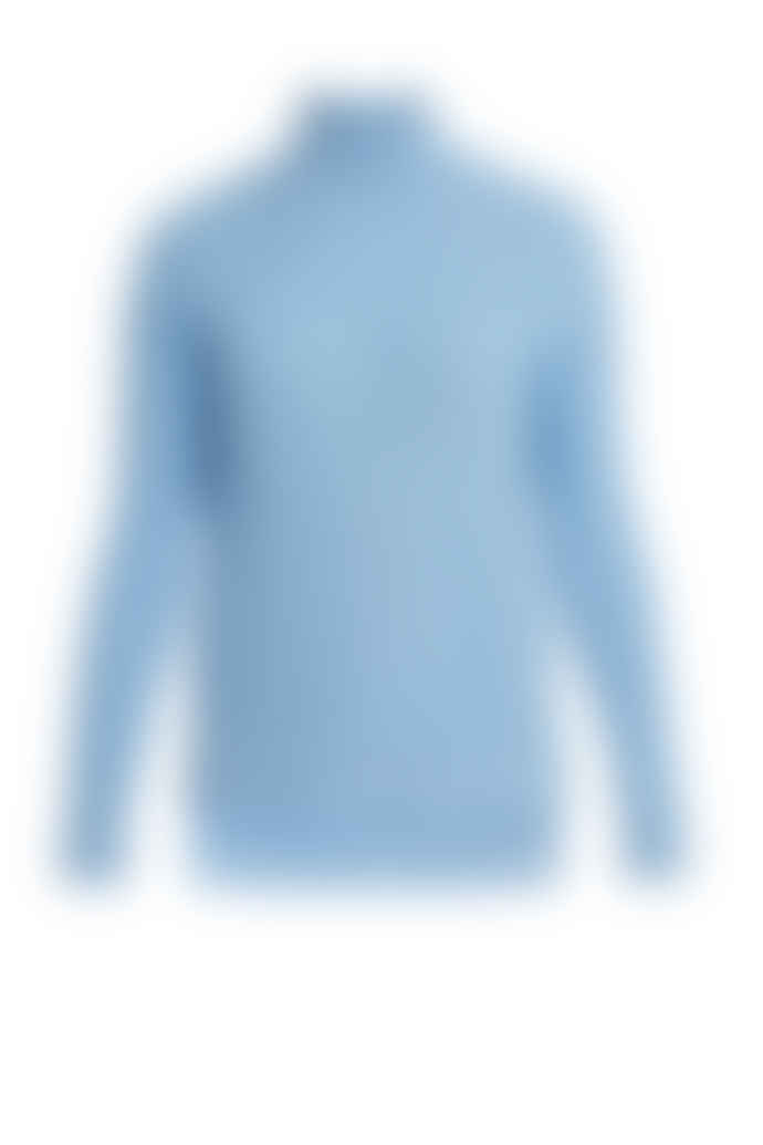 People Tree Dora Jumper in Blue